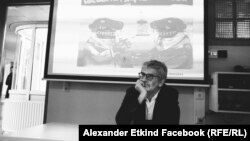Александр Эткинд, историк культуры