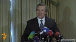 ԵԱՀԿ նոր համանախագահը ժամանել է Հայաստան