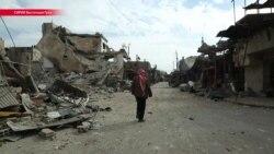 Между турецкими и сирийскими войсками завязался бой в Африне