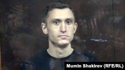 Костянтин Котов був одним із тих активістів, які допомагали морякам передачами в СІЗО