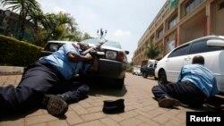 Напад врз трговски центар во Најроби.