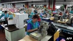 Iz jedne od fabrika u Hrvatskoj, ilustrativna fotografija iz arhiva