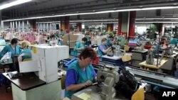 De regulă cele mai multe întreprinderi conduse de doamne sunt în confecţii şi în mediul urban