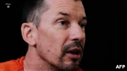 British journalist John Cantlie has been held by his captors since November 2012. (file photo)