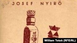 """Coperta cărții lui J. Nyirö """"Stîlpi de morminte"""""""