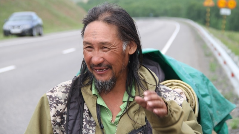 Shaman Who Sought To 'Drive Putin From Kremlin' Announces New March To Moscow