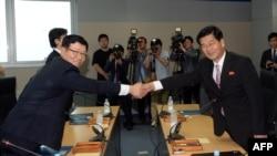 Переговоры о возобновлении работы в Кэсоне