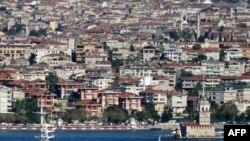 Басфорская пратока, від на Стамбул