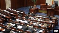 ГРЕКО - Парламентот и политичките партии се на листата на институции на кои најмалку им се верува во Македонија.