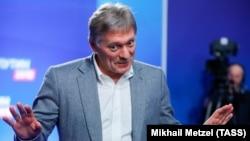 Zëdhënësi i Kremlinit, Dmitry Peskov.