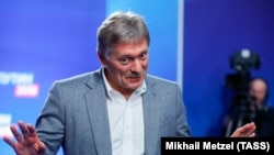Դմիտրի Պեսկով, արխիվ