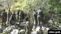 Tacikistan Daxili İşlər Nazirliyinin yaraqlılara qarşı əməliyyatı, arxiv fotosu