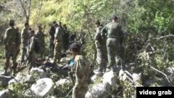 Тажикстан -- Рамит капчыгайындагы атайын операция, 7-сентябрь, 2015.