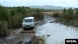 Су басу Башкортстан авылларына зур зыян салган