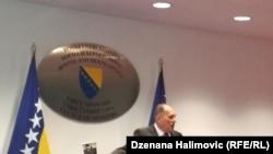 Dragan Mektić, ministar sigurnosti BiH