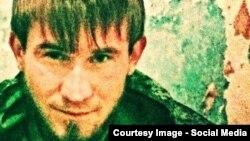 «ВКонтакте» әлеуметтік желісіндегі Магомед Хасиевтің профиліндегі сурет.