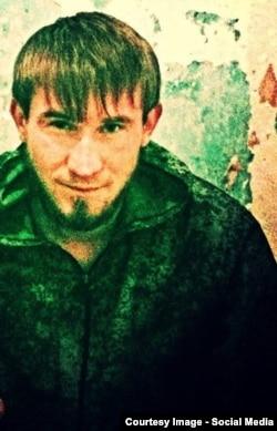 "Магомед Хасиев, фото из ""ВКонтакте""."