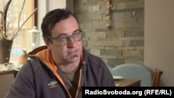 Чеський репортер Ян Грбачек із видання Ekonomický deník