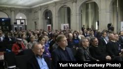 Вечер памяти Бориса Немцова, Берлин, 9 октября 2017