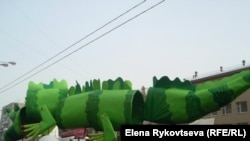 Russia: Manifestație pentru alegeri corecte la Bolotnaia, 4.02.2012
