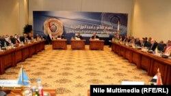 Pamje nga një mbledhje e mëparshme e Ligës Arabe