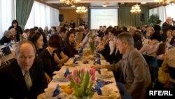 Фин татарлары оешмасының 75 еллыгына багышланган чәй кичәсе