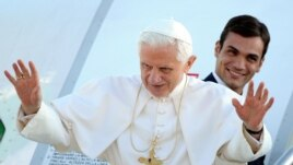 The Vatican says there are currently no plans for Pope Benedict to visit Iran.