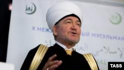 Russian Grand Mufti Ravil Gainutdin in Moscow in December 2014