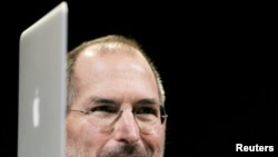 Steve Jobs died at the age of 56