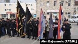 Četnički skup u Višegradu, 10. mart 2019.
