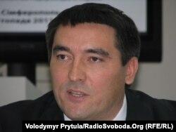 Депутат кримського парламенту від Партії регіонів Рустам Теміргалієв