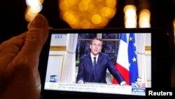 Tonovi iz SAD, Saudijske Arabije i Izraela će nas odvesti u rat: Emmanuel Macron