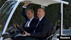 Putin Bakıda – 13 iyun 2015