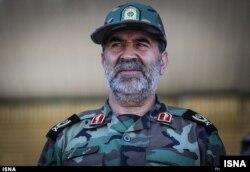Hasan Karami, commander of Special Units.