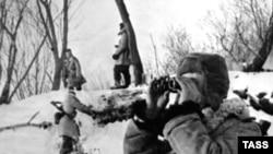 Советские пограничники: остров Даманский (1969)
