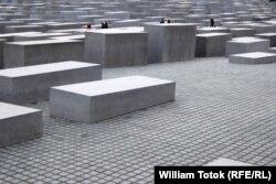 Меморіал жертвам Голокосту. Берлін, Німеччина