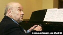 Владимир Шаинский. Архивное фото.