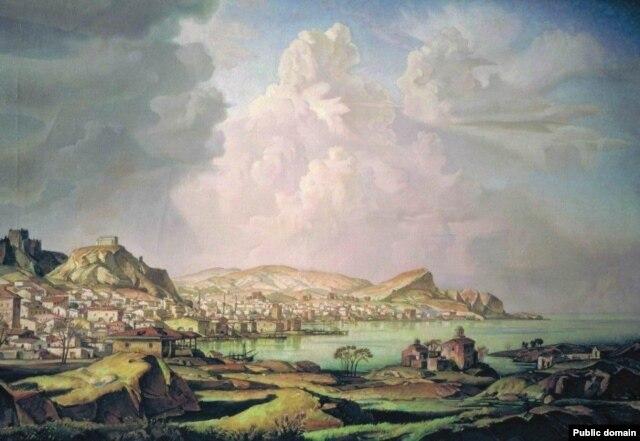 По страницам истории. Крым в 1786 году фото 2