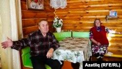 Күршеләре Мария һәм Петр Бакеевлар