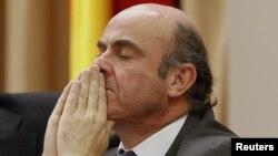 وزیر اقتصاد اسپانیا