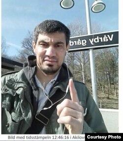Раҳмат Оқилов. Акс аз парванда
