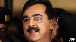 Юсуф Раза Гилани, уволенный с должности премьер-министра Пакистана