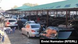 Оштогу машине базар.