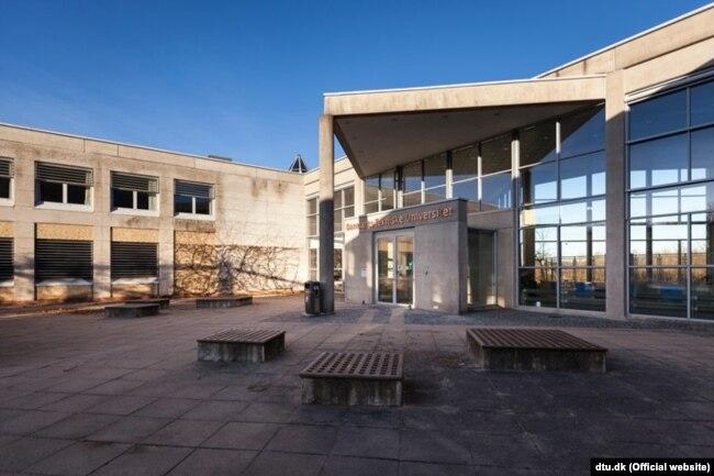 Один из кампусов Технического университета Дании
