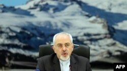 Шефот на иранската дипломатија Мохамад Џавад Зариф