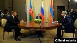 La reşedinţa preşedintelui rus de la Soci, 10 august 2014