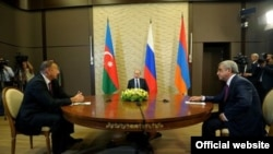 У Армении и Азербайджана есть добрая воля для того, чтобы решить конфликт в Нагорном Карабахе мирным путем, считает президент РФ Владимир Путин