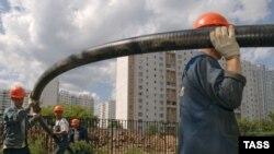 Ремонтники направили канализационные стоки в обход разрушенной станции