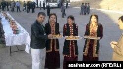 Muhtar Muhammet Türkmenistanda