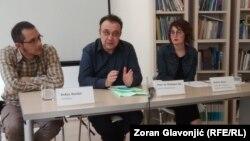 Problem se mora rešavati sistemski: Srđan Barešić, Vladimir Ilić i Izabela Kisić